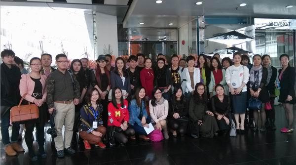 广东时尚职业培训学院学院新闻讯:中韩签约3