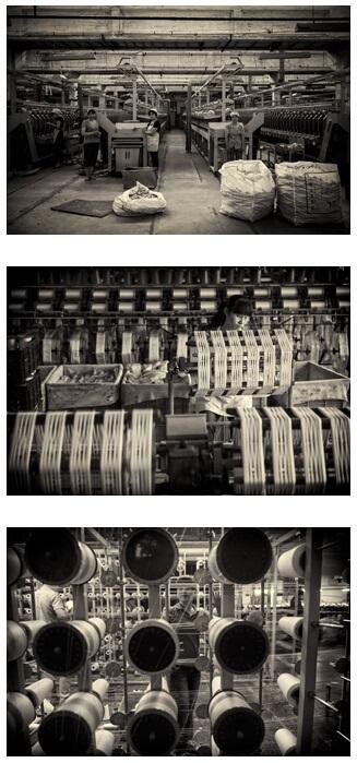广东时尚学院新闻讯:首届中国纺织摄影艺术展上海展出