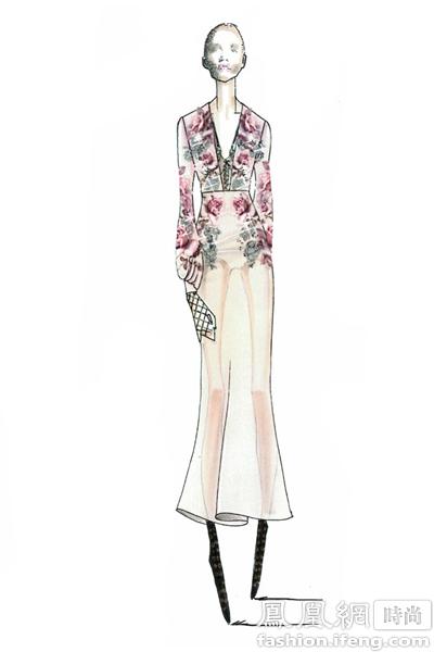 米兰时装周设计师们的设计灵感