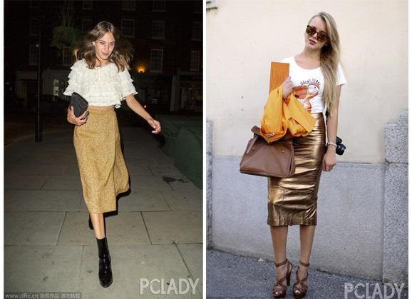 广东时尚学院新闻讯:蓝黑or白金? 穿的时髦才是重点