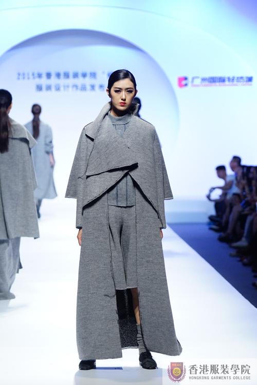 铜奖作品2:20号设计者黄露怡的作品《灰 ∙ 谐》