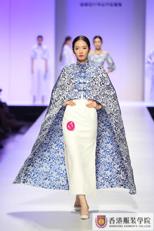 2016香港服装学院服装设计毕业作品美图秀