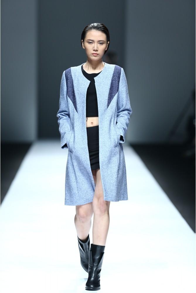 香港服装学院新闻:上海时装周,服装设计作品,服装设计